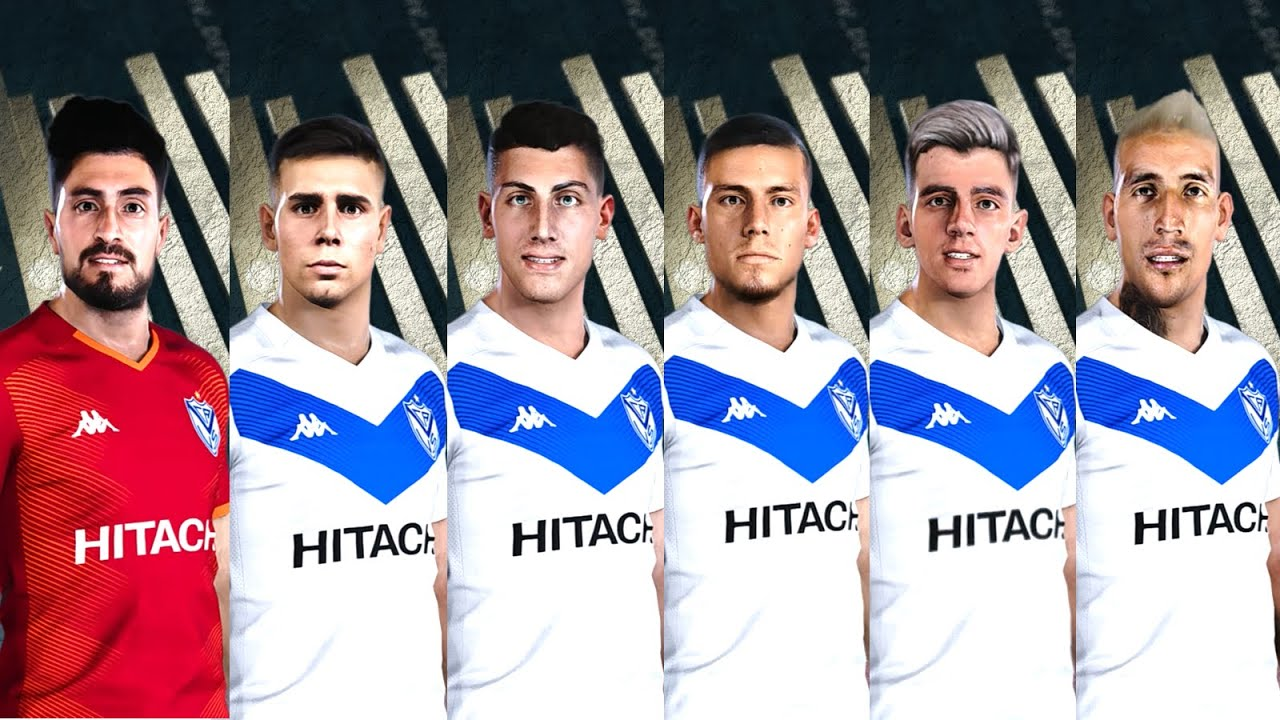 Facepack Vélez by Gordoumbanda